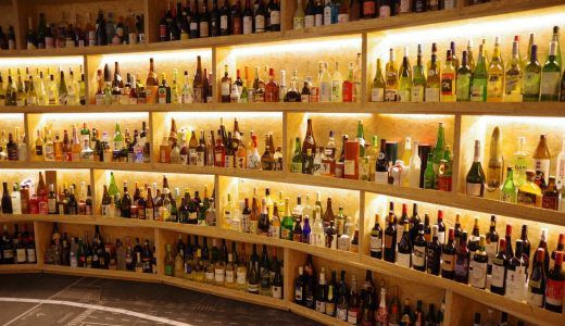 【最速レポ】Amazon barで高級体験!5000種類のお酒から自分に合った1杯をチョイス #amazonbar